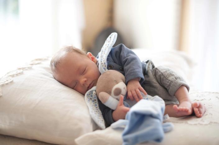 Photographe de bébé à Orléans