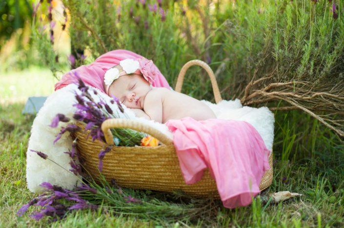 Photographe de bébé Blois