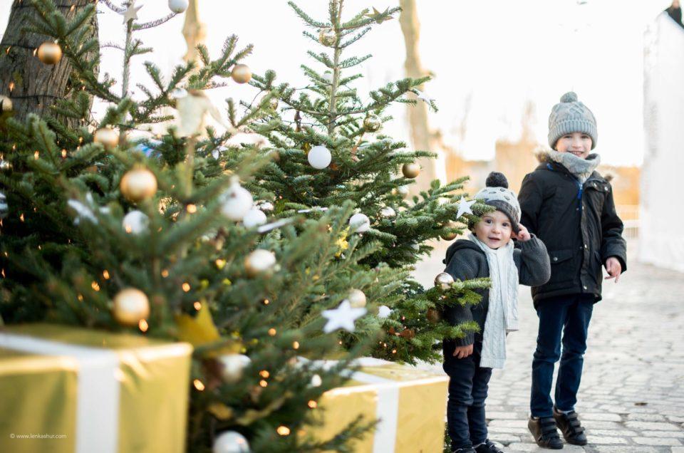 Marché de Noël à Orléans