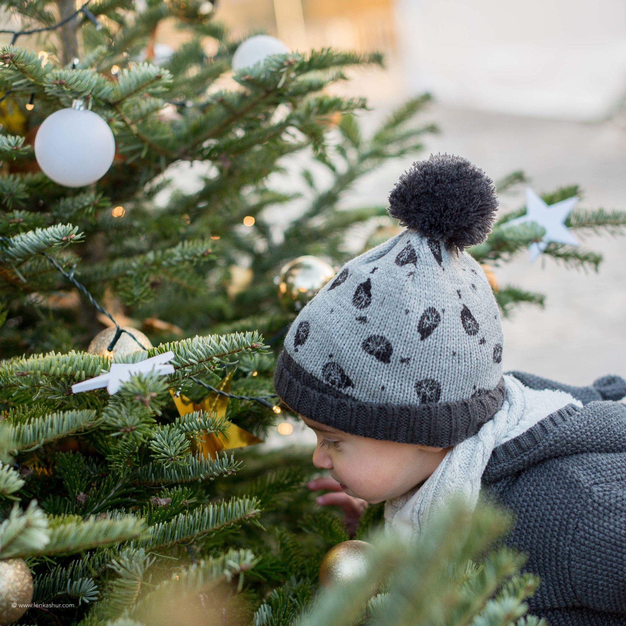 Au marché de Noel
