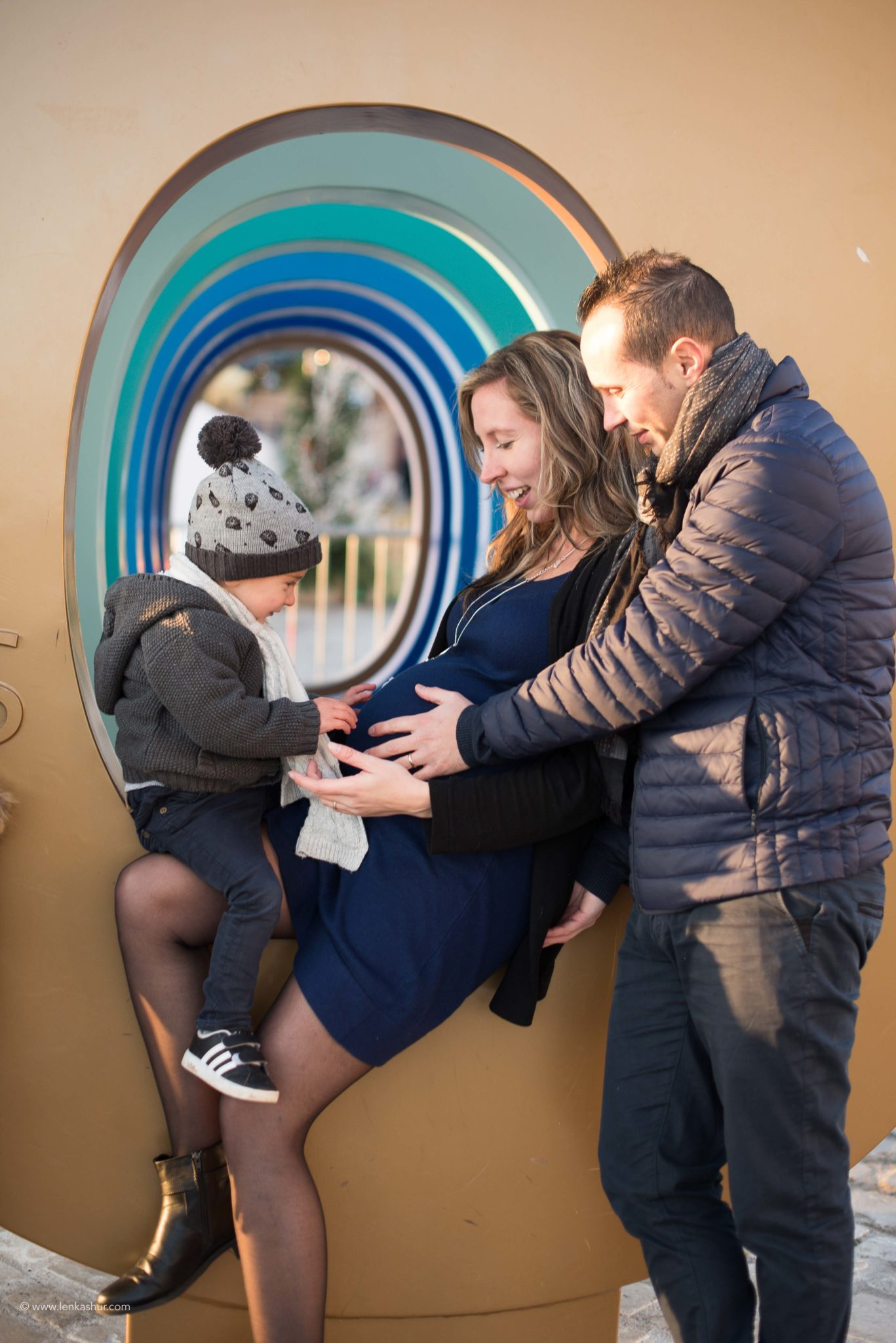 Session photo de grossesse à Orléans