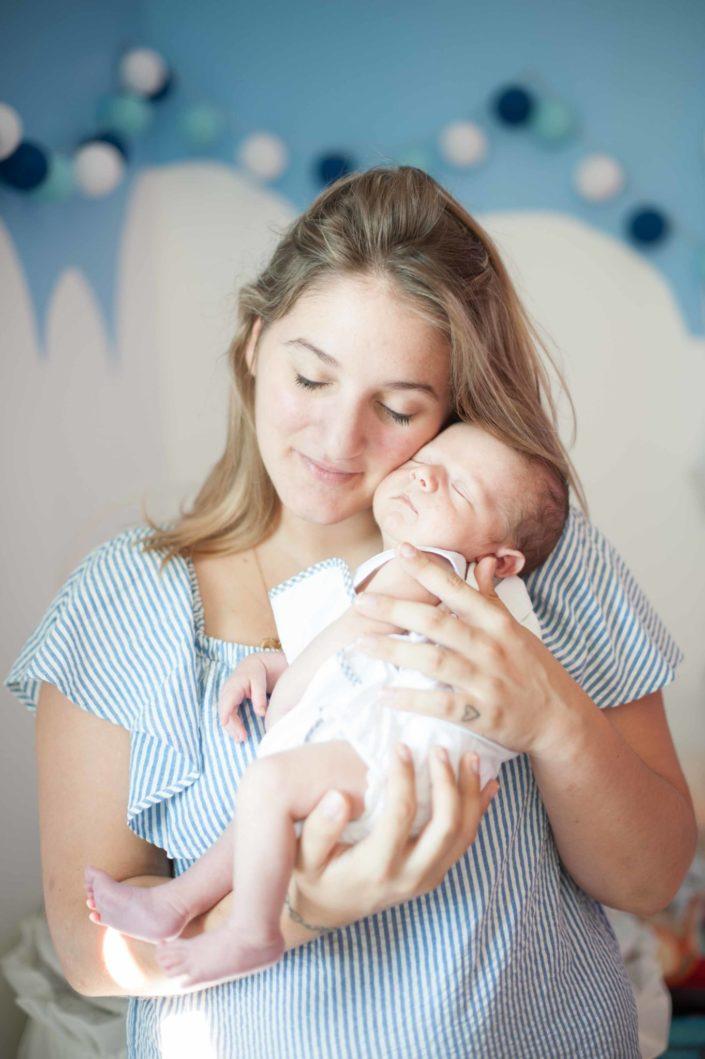 Seance photo avec bébé à Orléans
