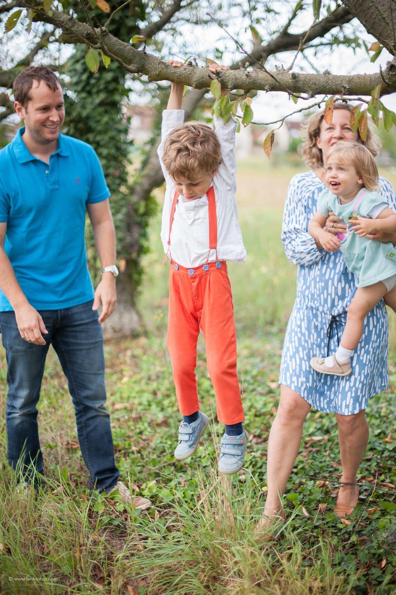 Photographe de famille à Orléans