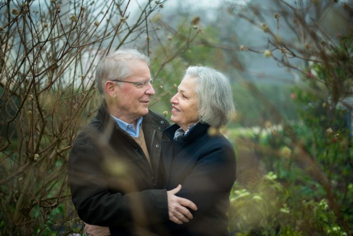 Portrait du couple