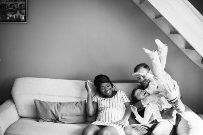 Photographe de maternité à Orléans
