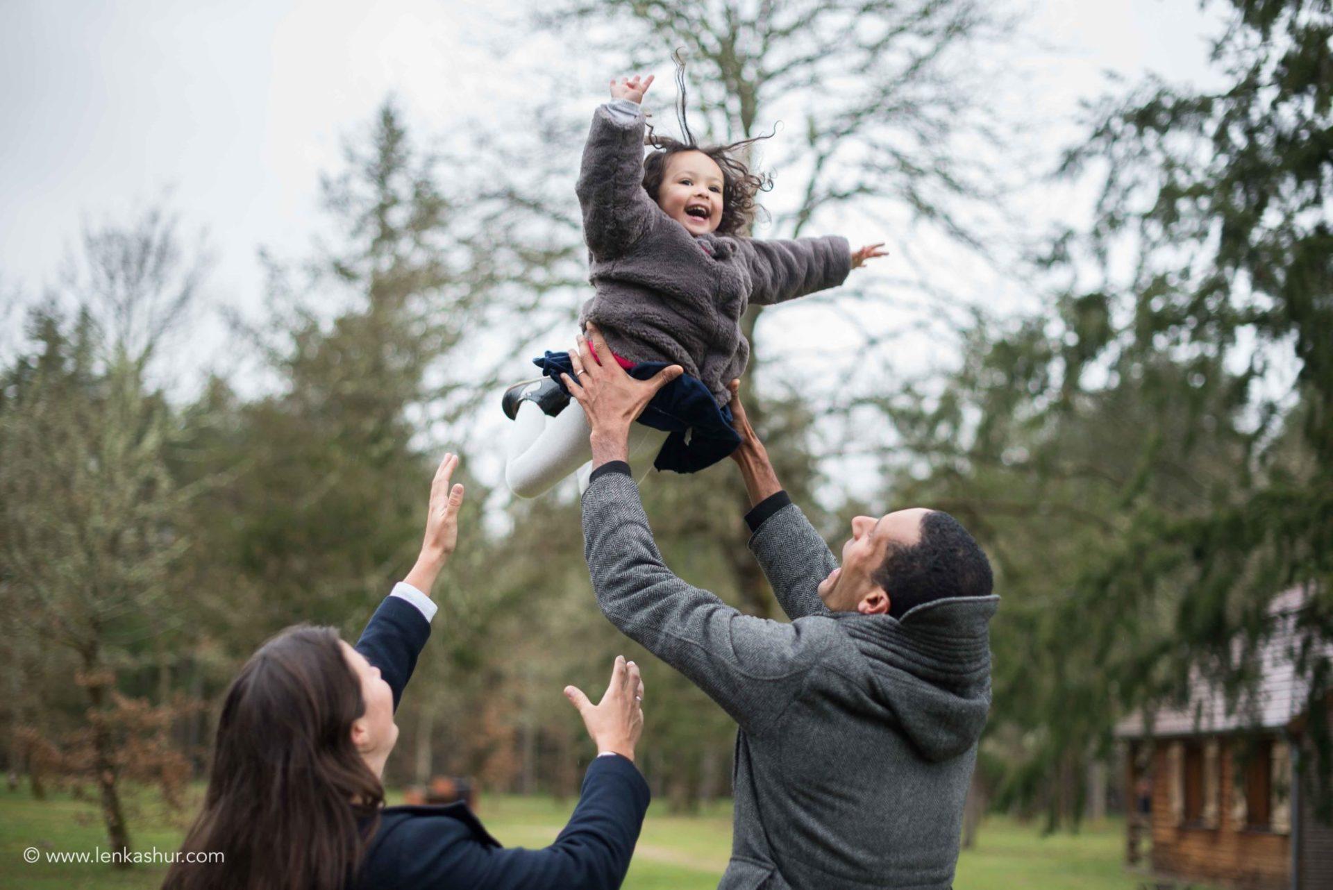 Photographe famille, Chambord