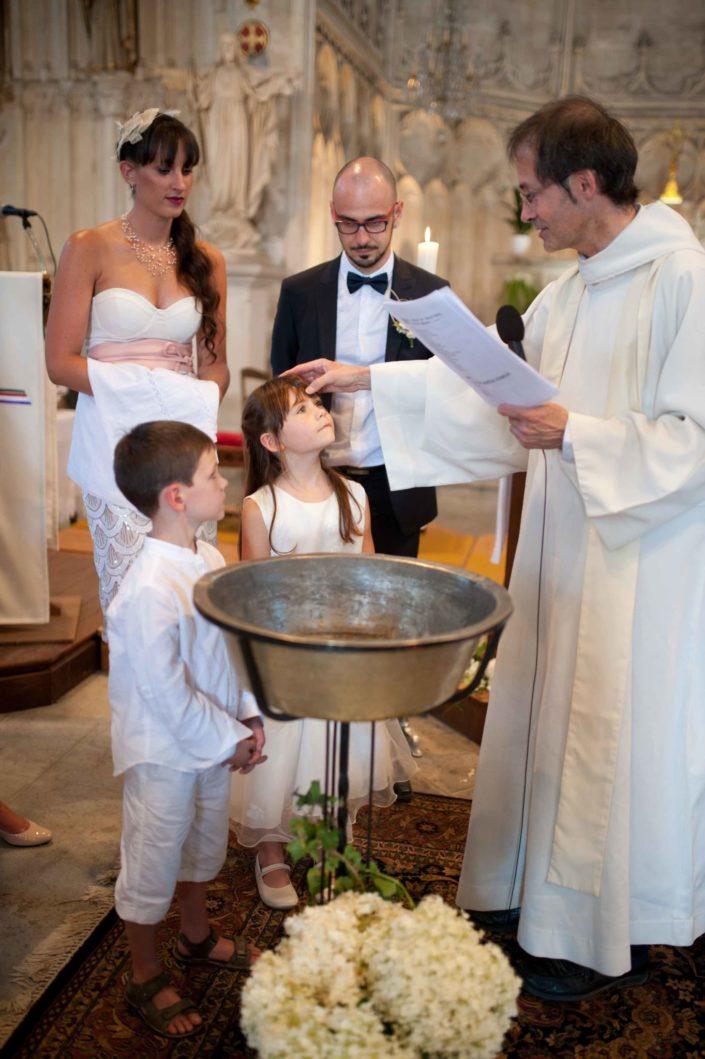 Baptême au Château
