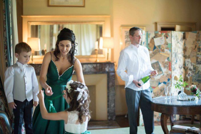 Photographe de mariage dans la Loire Valley