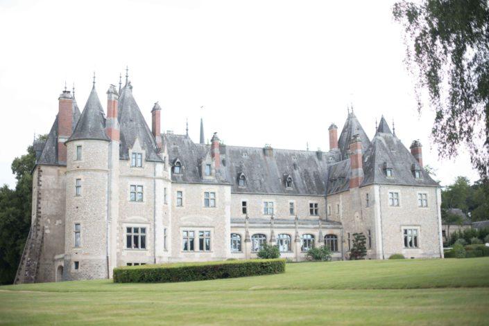 Château de la Verrerie par photographe Lenka Shur