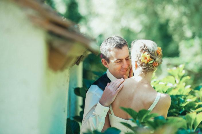 Mariage champètre
