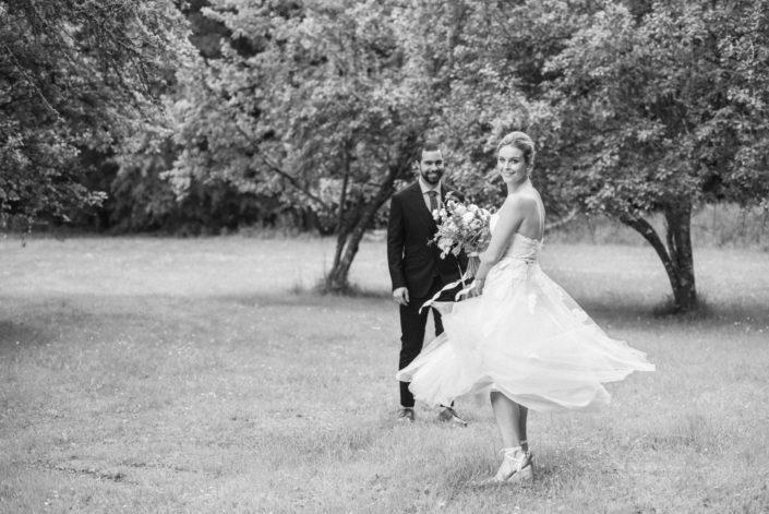 Photographe de mariage à Blois