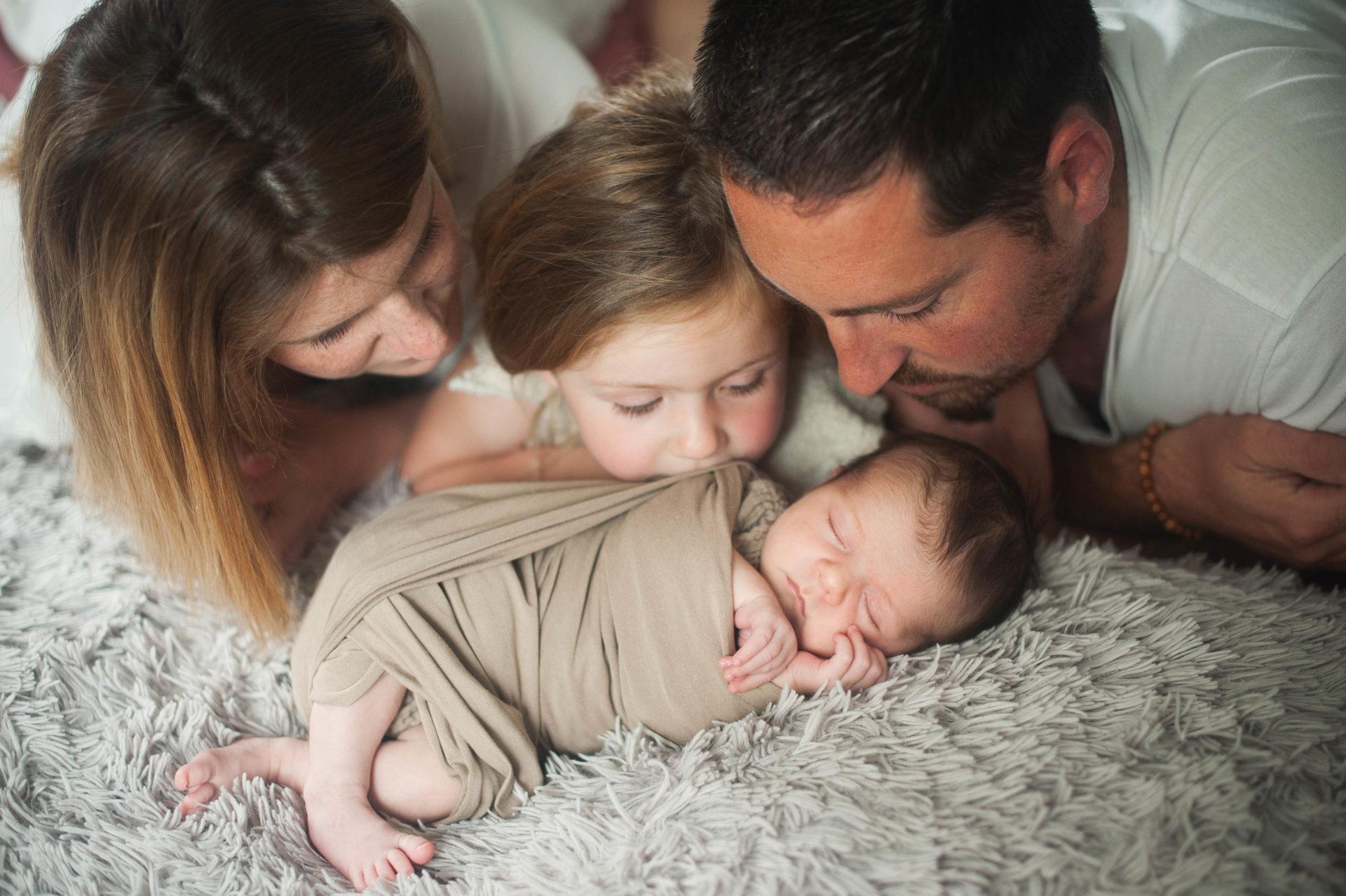 Idée cadeau naissance - séance photo
