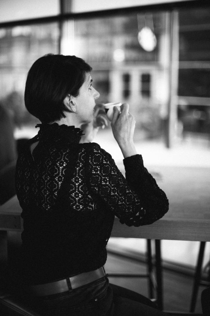 Photo en noire et blanc