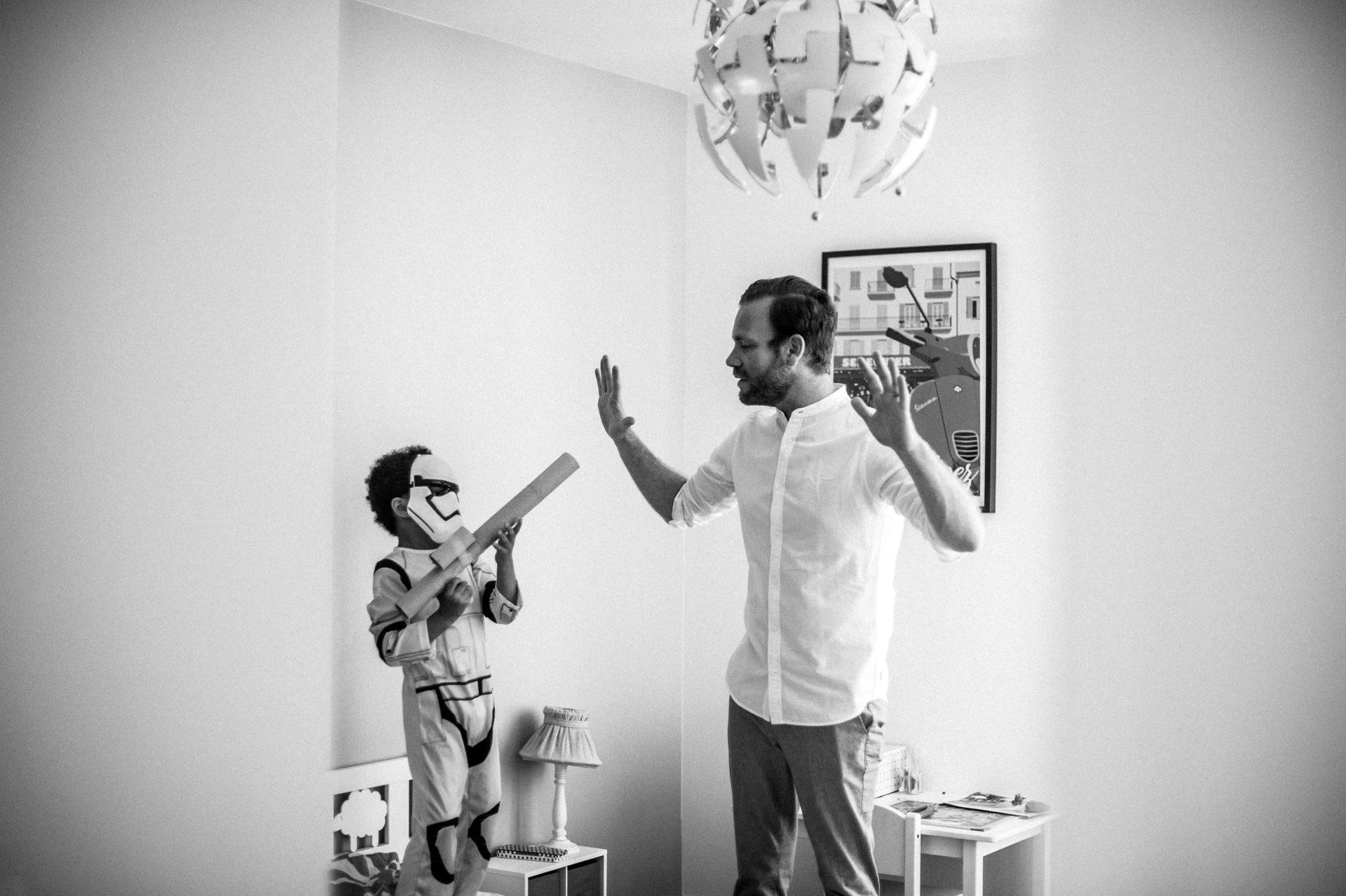 Photographe de famille, Orléans